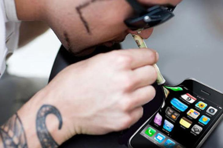 Smartphone Addiction As Bad As Drug Abuse, Claim Researchers