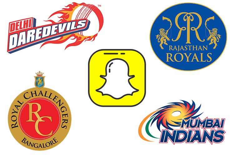 Snapchat IPL Partnerships