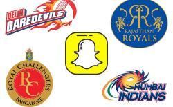 Snapchat IPL Partnerships