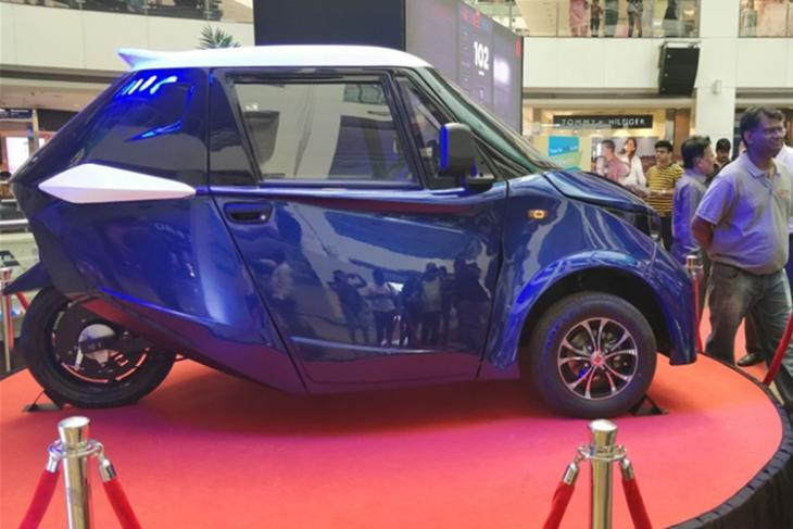 Strom R3 Electric Car With 120KM Range Launched in India for ₹3 Lakhs