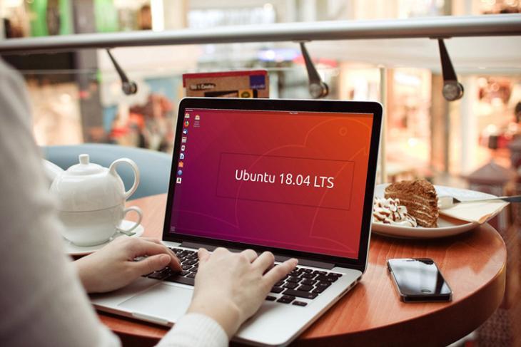 Ubuntu 18 04 Bionic Beaver website