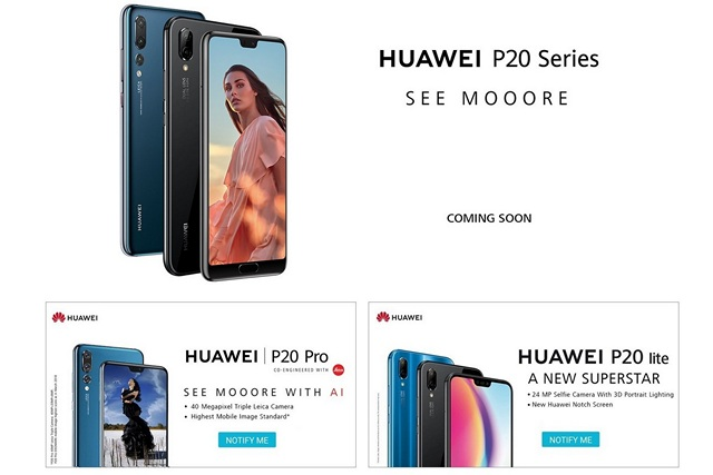 Huawei P20 Pro Listed on Amazon India; Launch Set for April 24