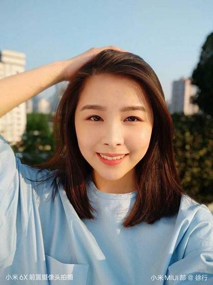 Xiaomi Mi 6x Mi A2 Selfie Teasers (3)