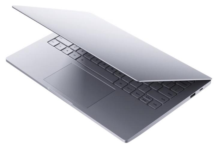Xiaomi Unveils Silver Variant of the 13.3-inch Mi Notebook Air with Improved Hardware