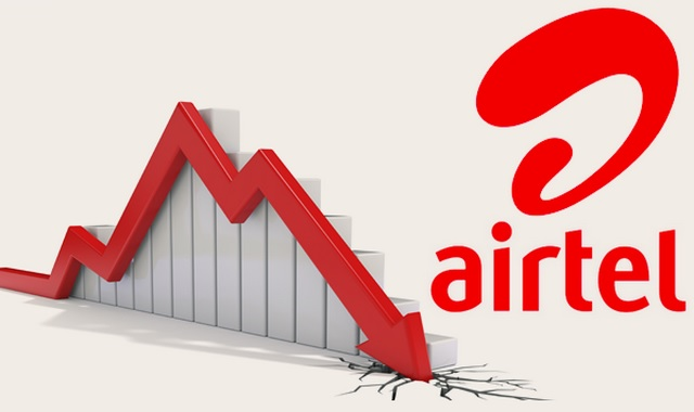 Bharti Airtel Posts First Quarterly Loss in 15 Years; ARPU Down by Over 26%