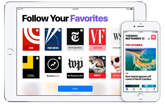 Apple Plans to Launch a News Subscription Service in 2019