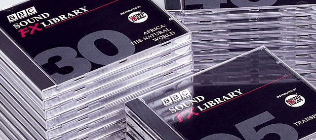 BBC Releases 16,000+ Sound Samples From Archives For Personal, Educational Use