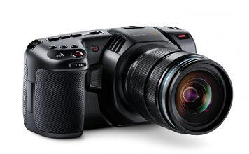 Blackmagic Pocket Cinema Camera 4K Coming to India in September