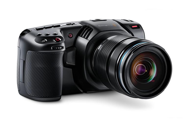 Blackmagic Unveils Pocket Cinema Camera that Shoots 4K Video in RAW