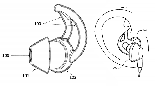 Bose Patents Auto-Cooling Earbuds
