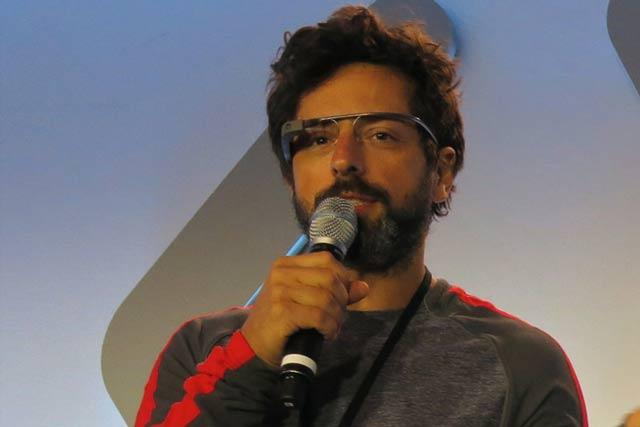 Sergey Brin (Image: Steve Jurvetson | CC BY 2.0)