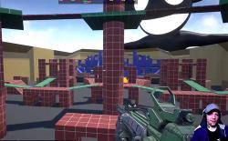 deadmau5 fps game featured website