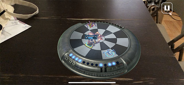 "Now Play Star Wars ""Dejarik"" Holochess on iOS Without an AR Headset"