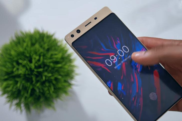 Doogee Mix 4 Concept Phone