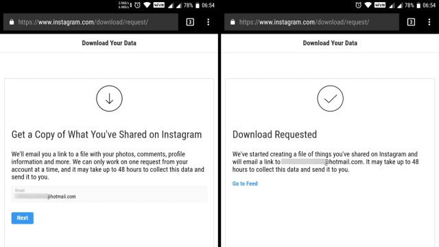 download data instagram new