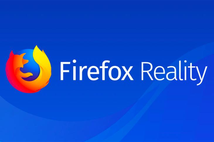 firefox reality mozilla featured website