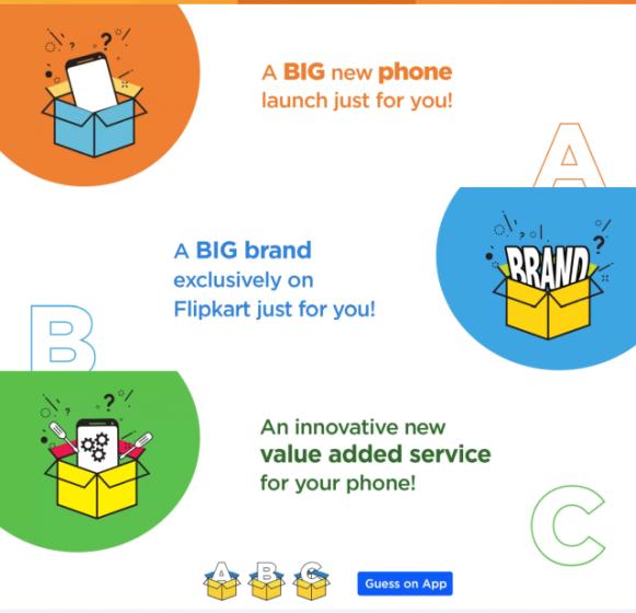 Flipkart Teases Tie-up With 'Tech Giant' for New Smartphone Launch in #BigOnFlipkart Campaign