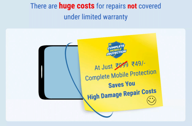 Everything You Need To Know About Flipkart's New Complete Mobile Protection Plan