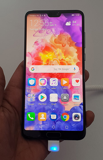 Huawei P20 Pro in India: Hands-On Review
