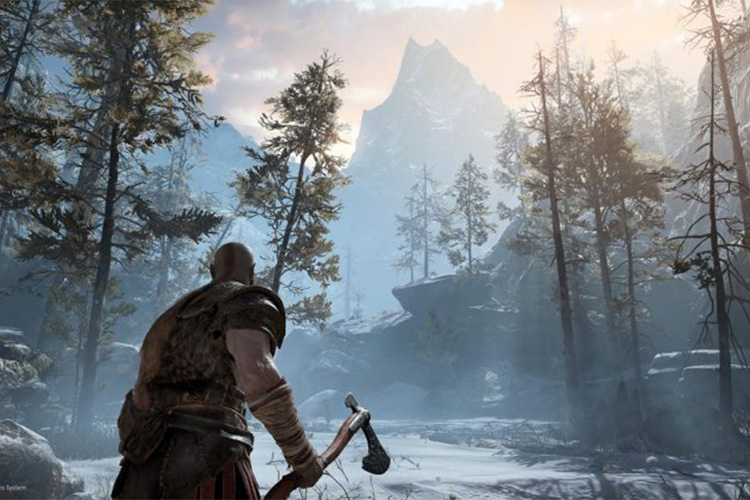 Sony's God of War Launch Countdown: Giveaways and a PS4 Pro Bundle!