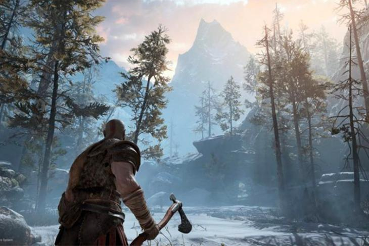 god of war launch party featured website