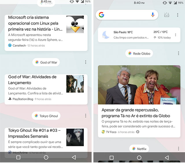 Google Feed Is Getting Another Redesign, and This One Is Actually Bad