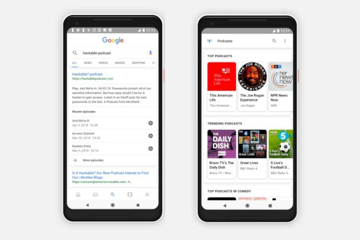 google podcast featured image