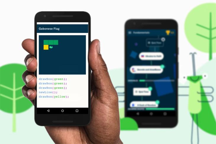 """Google's Free Mobile Game """"Grasshopper"""" Helps You Learn to Code in JavaScript"""