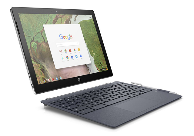 HP Launches Chromebook x2 at $599; Competes with the iPad Pro