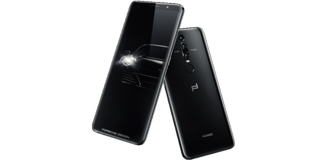 LG Display To Supply OLED Panels for The Huawei 'Porsche Design' Mate RS