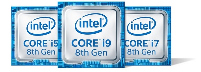 Intel Core i9 for Laptops Announced; 8th-Gen Core i5+, i7+ and i9+ with Optane Memory Also Unveiled