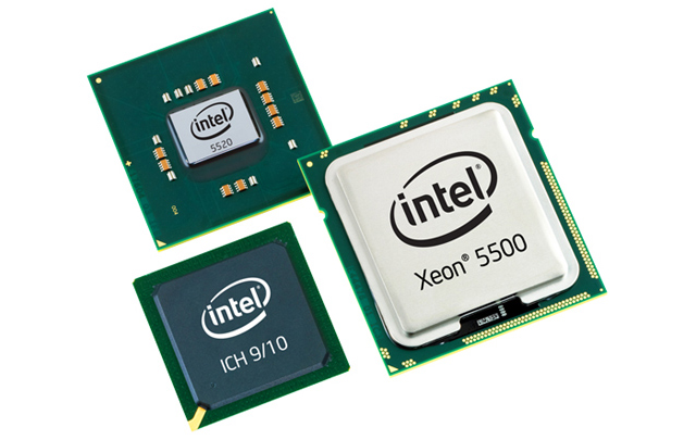 Jasper Forest embedded Xeon CPU