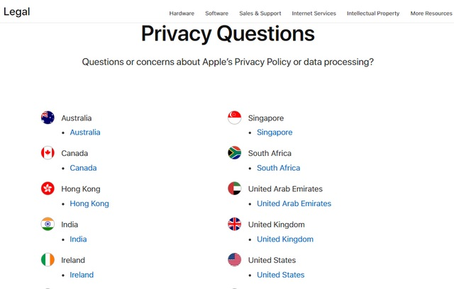 Wondering What Data Apple Stores About You? Here's the Answer