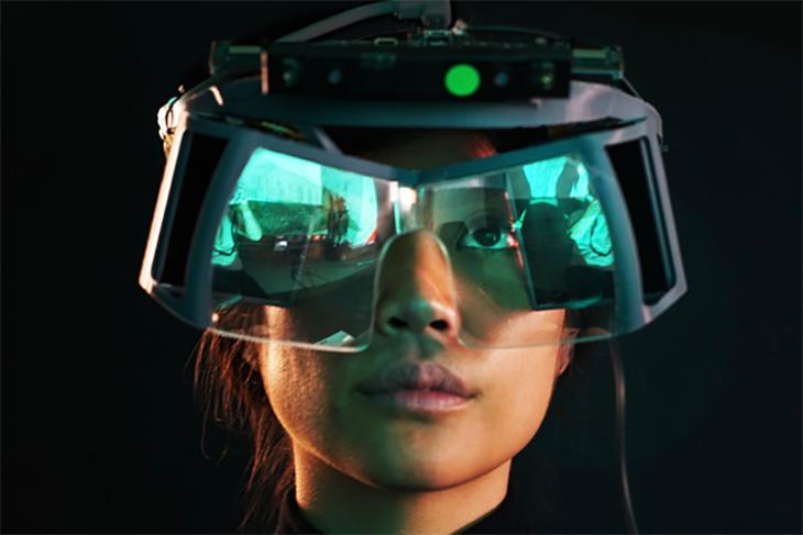Leap Motion Reveals $100 Concept AR Headset With Stunning Hand-Tracking