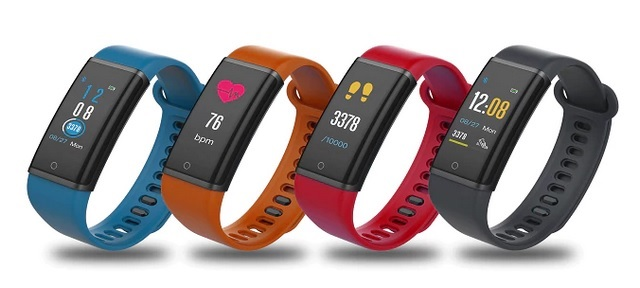 Lenovo's HX03 Cardio and HX03F Spectra Smart Bands Bring Continuous Heart Rate Monitoring