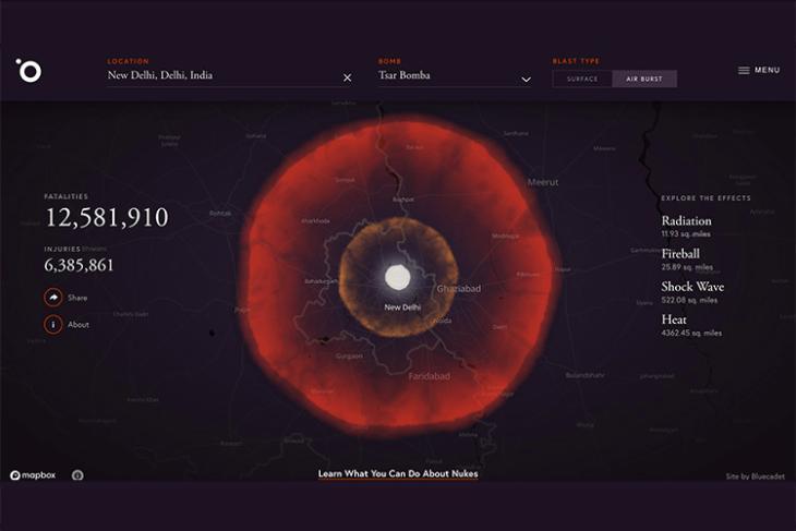 nuclear simulator featured website