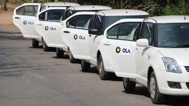 Ola Aims to Have a Fleet of One Million Electric Vehicles by 2021