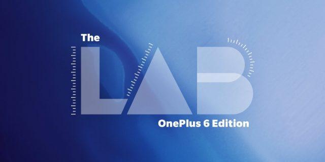 oneplus 6 lab