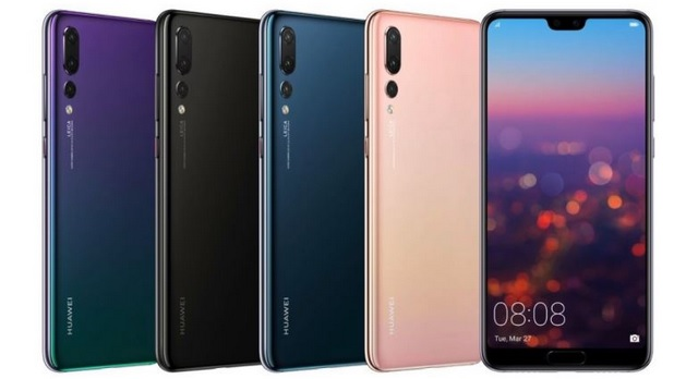 Huawei P20 Pro Launched in India For Rs 64,999