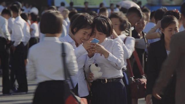 How Samsung Galaxy Phones Rule the North Korea Black Market Despite Ban
