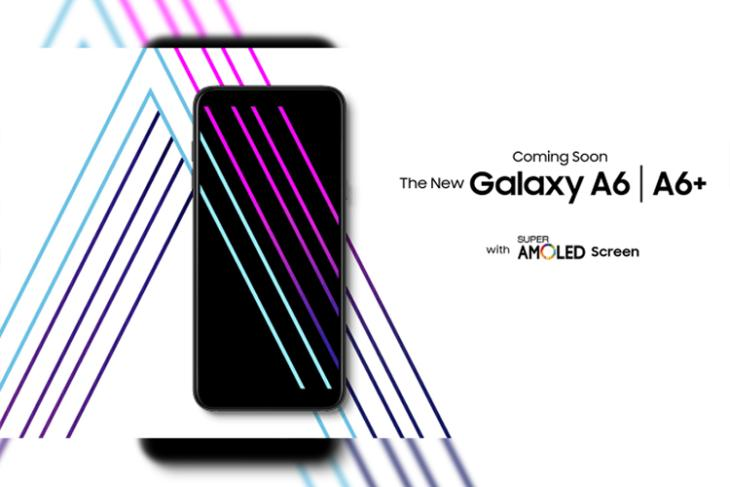 Samsung Galaxy A6 2018 and A6+ 2018 Leaked via Internal Training Video