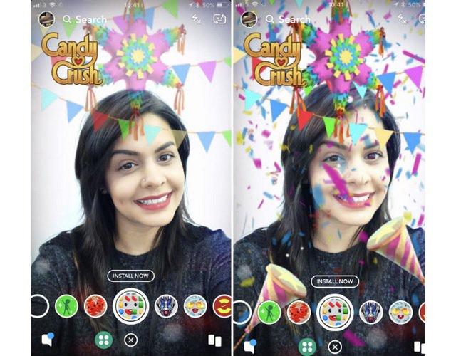 Snapchat's Shoppable AR Brings Shopping, Advertising to Lenses