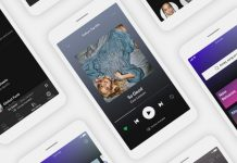 spotify new redesigned mobile app announced
