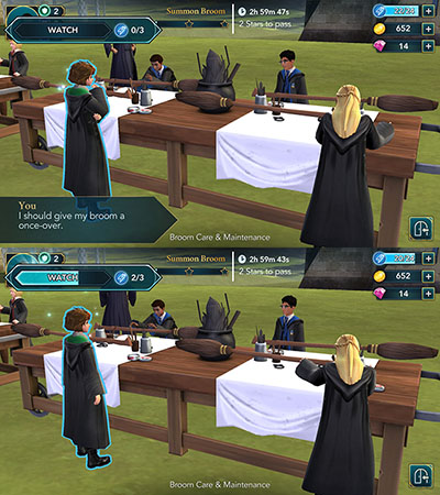 Harry Potter: Hogwarts Mystery Turns the Wizarding World into a Ridiculously Boring Adventure