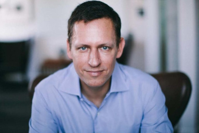 Peter Thiel, a Facebook board member
