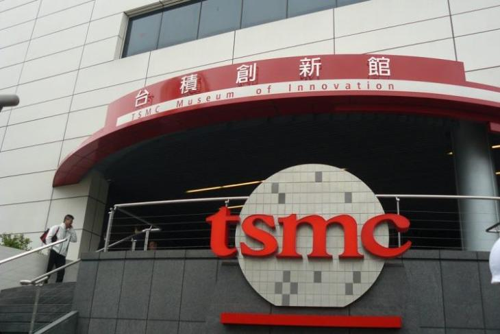 tsmc lowers revenue guidance, apple shares take nosedive