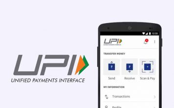 UPI Witnessed a Growth of More than 1,000% Through FY2017-18