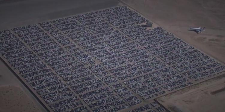 Volkswagen Graveyard: Over 300K Diesel Cars Stored in 37 Facilities Across US