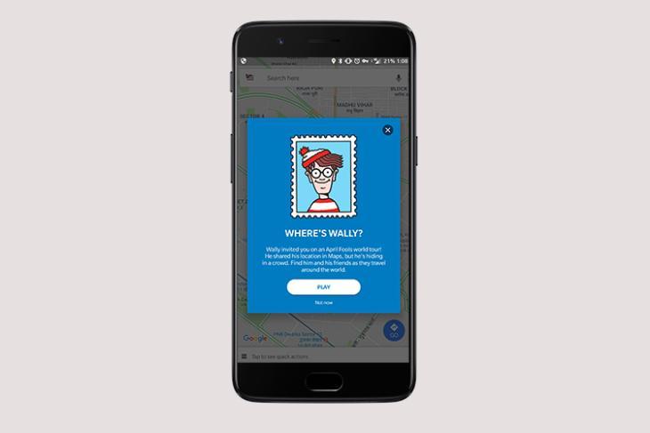 wheres waldo google maps featured website