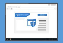 Microsoft Now Offers Windows Defender as a Chrome Extension